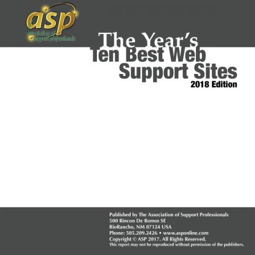 ASP - Top Ten Entries