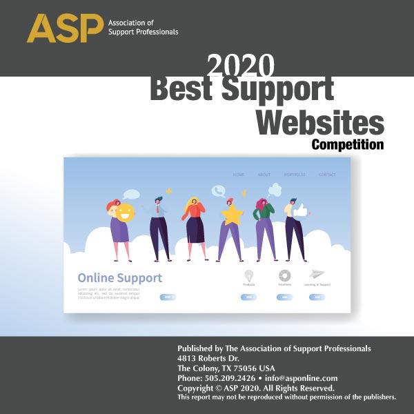2020ASPBestSupportWebsites